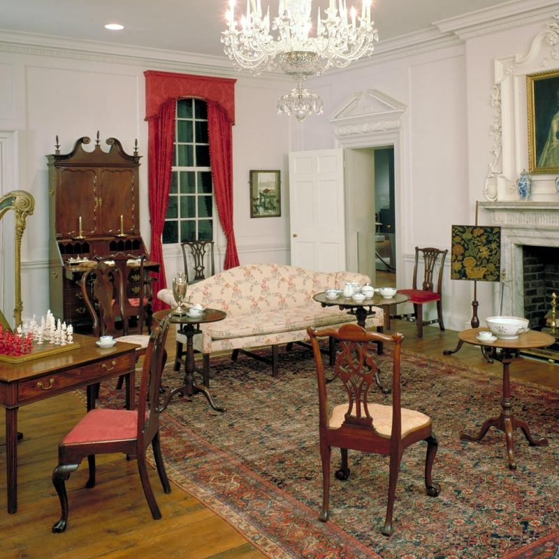 Charleston Drawing Room United States, Used Furniture Charleston Sc